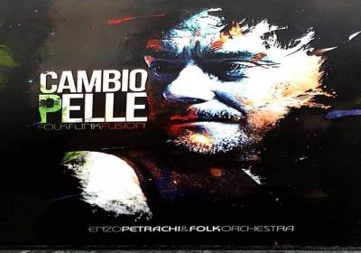''Cambio Pelle'': sabato 21 aprile l'anteprima del tour 2018 del nuovo album di Enzo Petrachi