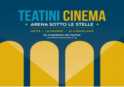 Teatini Cinema: il programma