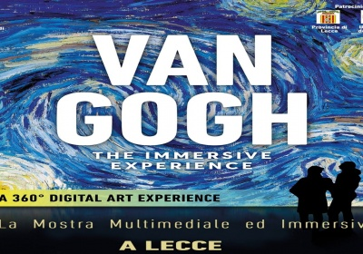 ''Van Gogh the immersive experience''
