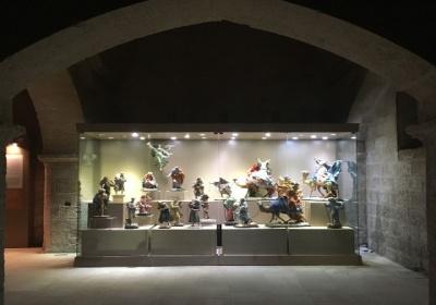Aperture straordinarie del Museo della Cartapesta