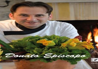 Lo chef stellato Donato Episcopo alla BTM di Lecce