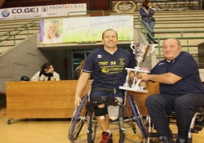 Basket in carrozzina. La Lupiae Team Salento si aggiudica il ''1° Memorial Heidi Bortone''