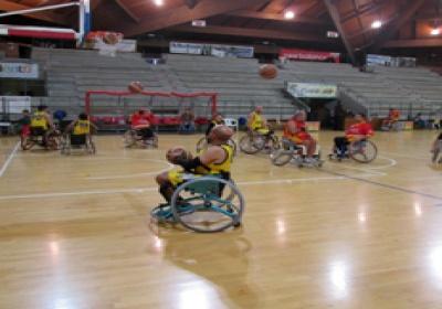 Basket in carrozzina: in Puglia comanda sempre la Lupiae Team Salento