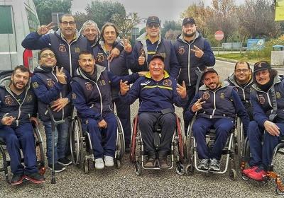Basket in carrozzina, Serie B. Lupiae Team Salento: che spettacolo! Travolto anche il Don Orione Roma