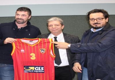 Basket, colpo della Lupa Lecce: Matteo Malaventura è il nuovo numero 3 dei giallorossi