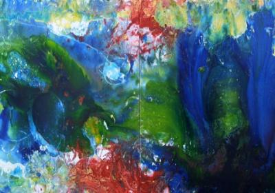 Vibrazioni dell'anima, personale di pittura di Francesca Malatesta