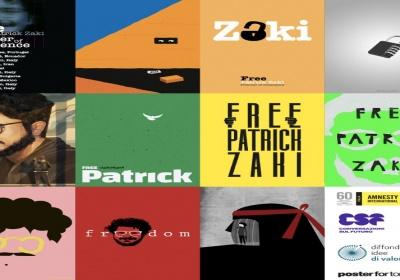 Comunicazione sociale: ''Free Patrick Zaki, prisoner of conscience''