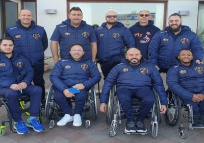 Basket in carrozzina. Verso un adrenalinico playoff di Serie B: Lecce - Bari