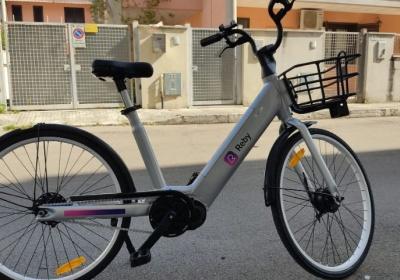 Lecce, bici elettriche Reby: al via da oggi il nuovo servizio in città