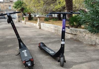 Lecce, mobilità sostenibile: da oggi attivi i monopattini Reby