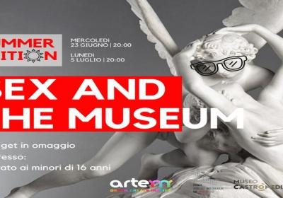 ''Sex and the Museum'': la rassegna torna al Museo Castromediano il 23 giugno e il 5 luglio per celebrare l'arte e la sessualità